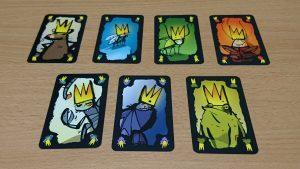 今度はロイヤルかどうかを見抜けるか!名作ゲームの独立拡張「ごきぶりキング」
