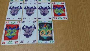 ニムトに小数点!?名作カードゲームの拡張セット「ニムト追加カード」