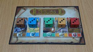 3人ベストゲームと言えばこれ?競り&マジョリティの洗練されたゲーム「ビブリオス」